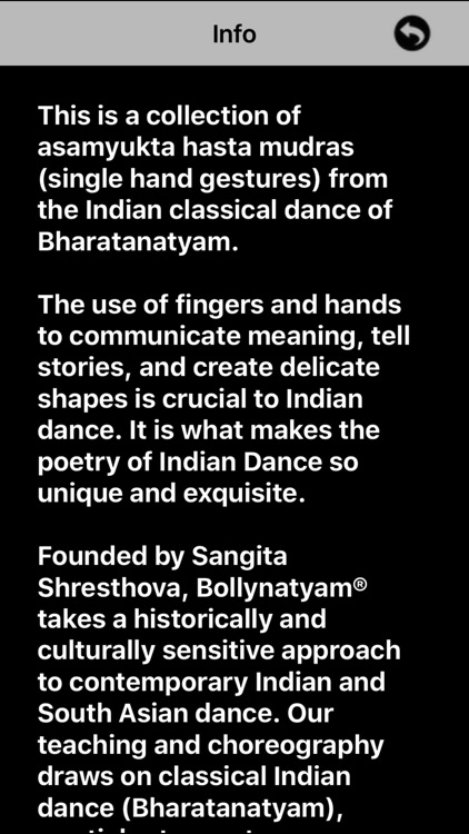 Dancing Mudras screenshot-4