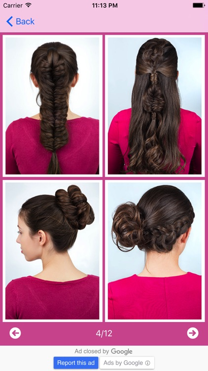 Best Hairstyles step by step pictures