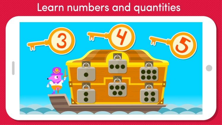 123 Learning: Games for jr kids - Educational apps screenshot-3