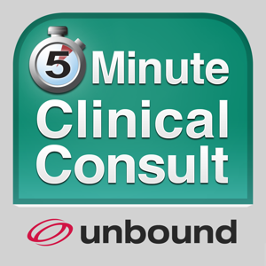 5 Minute Clinical Consult app