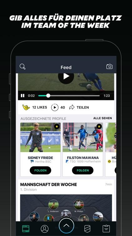 Tonsser Fußball screenshot-3