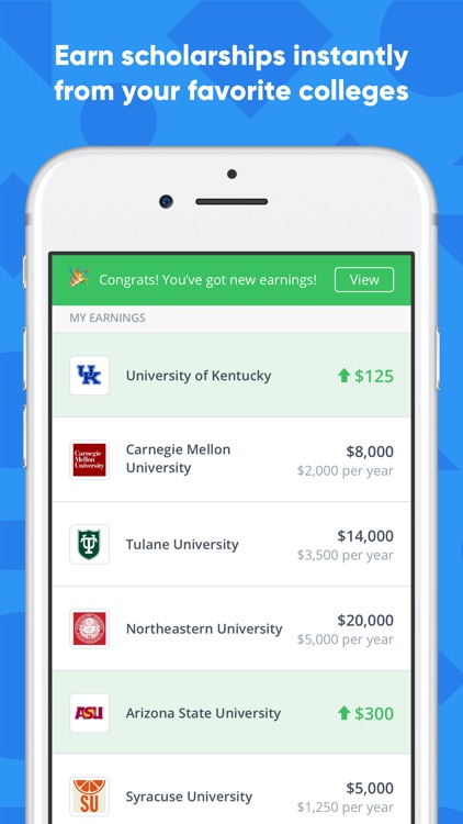 RaiseMe - College scholarships