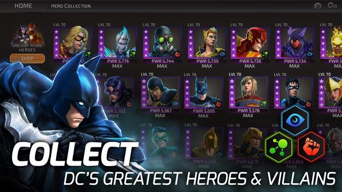 DC Legends: Battle for Justice Screenshot