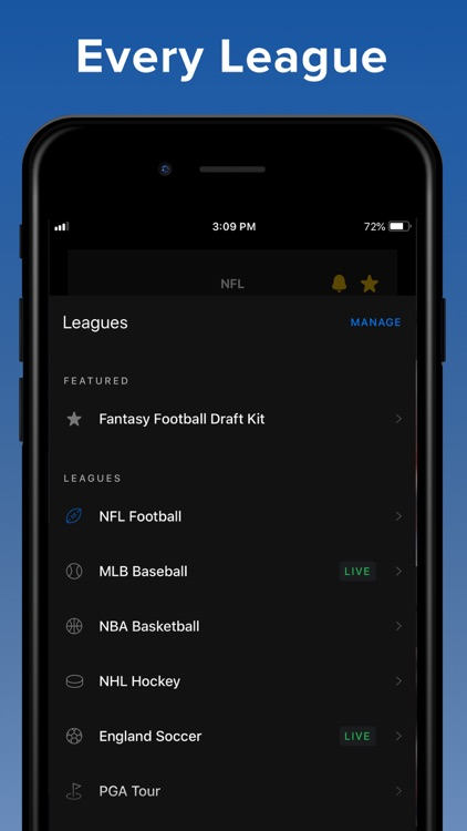 theScore: Sports News & Scores screenshot-9