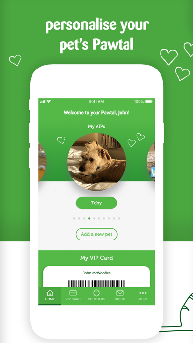 Pets at Home - VIP club screenshot one