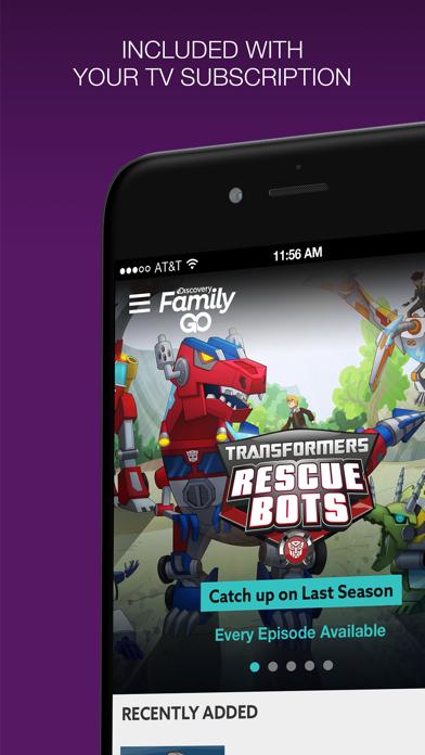 Discovery Family GO screenshot 2