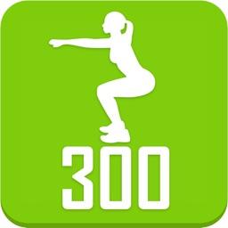 300 Squats PRO