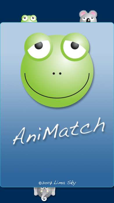 AniMatch: Animal Matching Game Screenshot on iOS