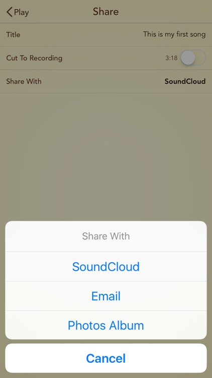 SongMaker+ screenshot-3