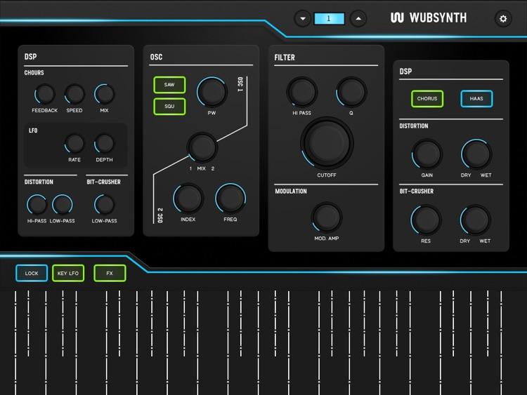 WubSynth screenshot-3