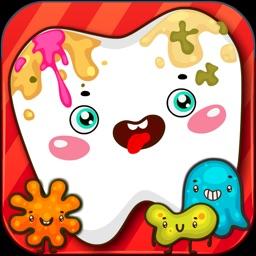 Funny Teeth! Fun game for kids