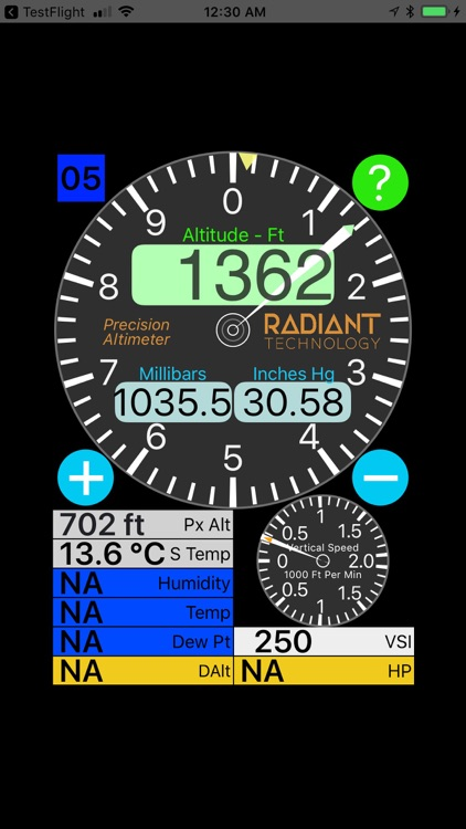 Precision Altimeter screenshot-3