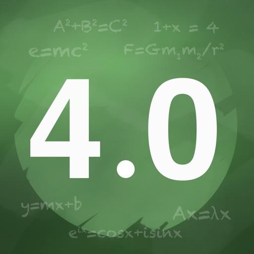 Fourpoint - A GPA Calculator iOS App