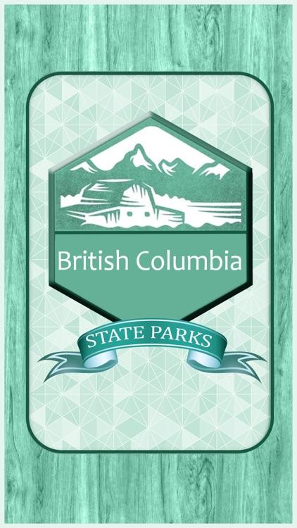 State Parks InBritish Columbia