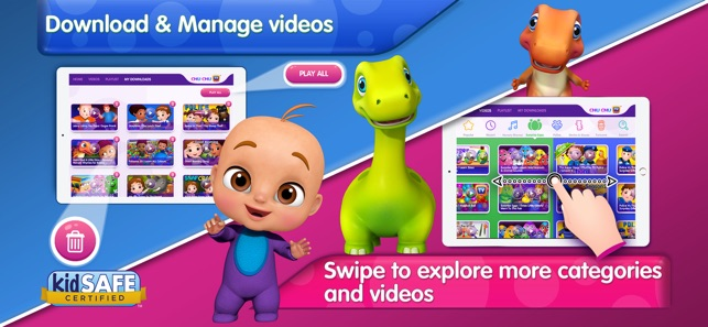 Chuchu tv nursery rhymes pro on the app store ccuart Image collections