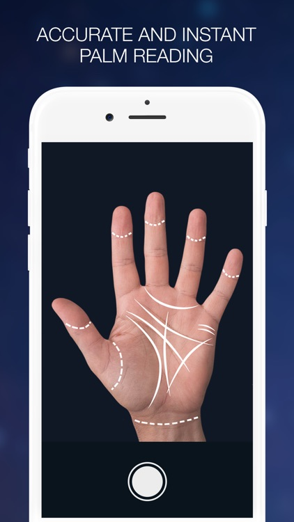 Palmistry - Palm Reading & Daily Zodiac Horoscope screenshot-1