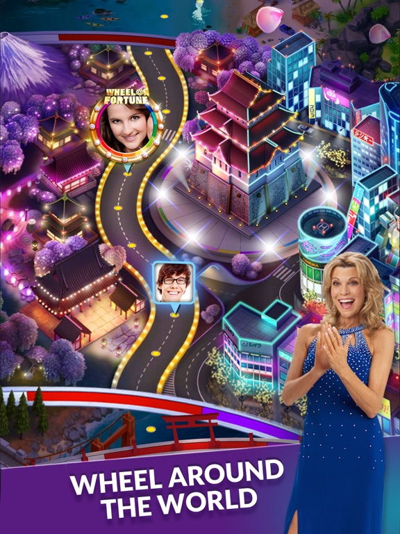 Игра Wheel of Fortune: Show Puzzles