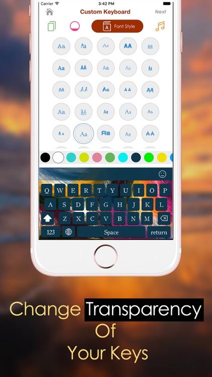 My Photo Keyboard Background screenshot-8