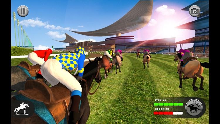 Horse Racing Championship 2018 screenshot-3