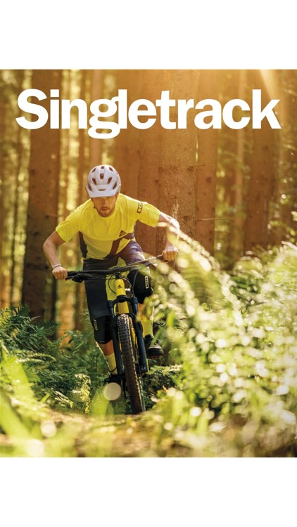 Singletrack Magazine screenshot-1
