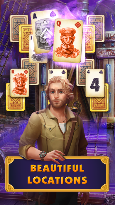 Solitaire Treasure of Time screenshot 3