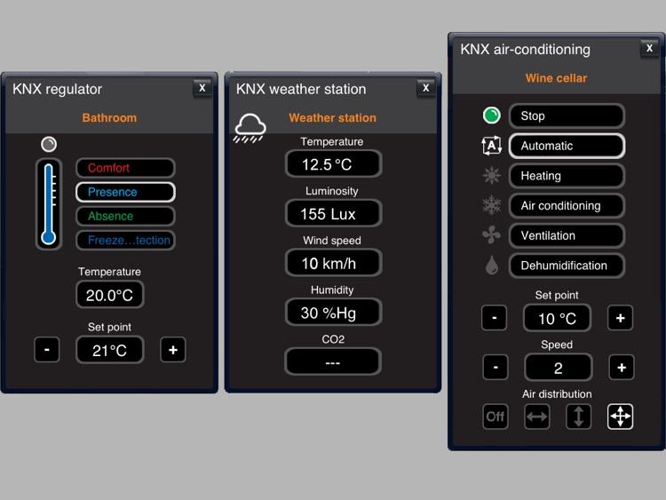 iDom KNX for iPad screenshot-4