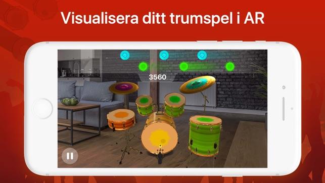 trummor spel