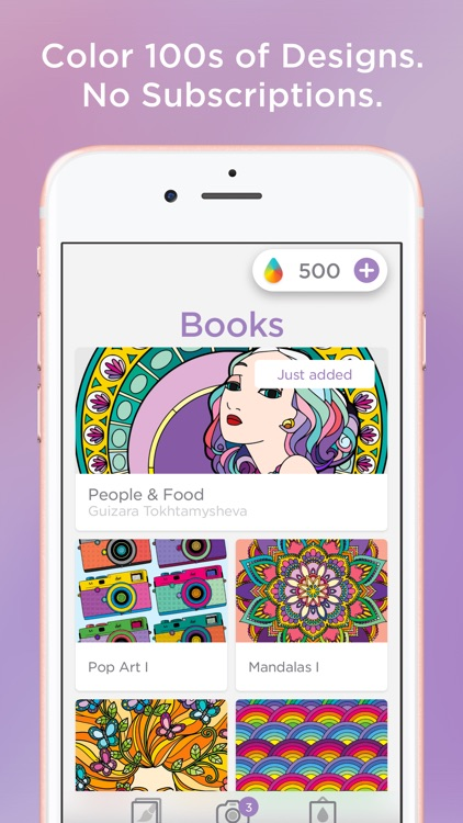 Bloom - Coloring Book
