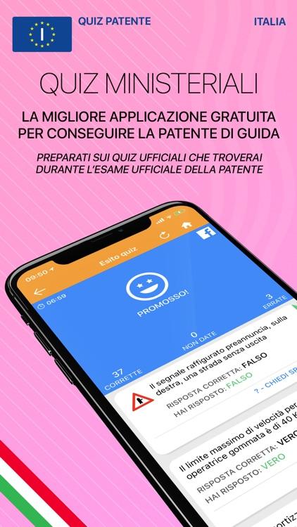 Quiz Patente 2018 Ufficiale screenshot-0