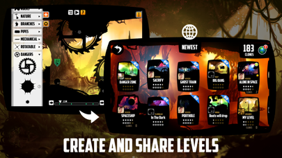 Screenshot from BADLAND