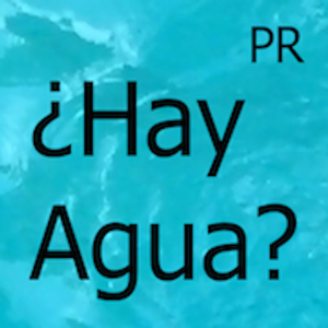 ¿Hay Agua? app