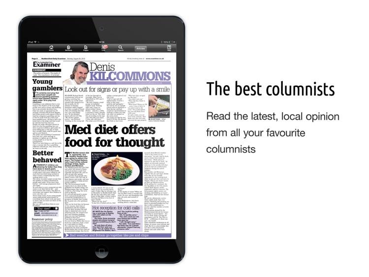 Huddersfield Examiner (iPad) screenshot-4
