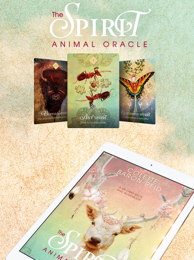The Spirit Animal Oracle on the App Store
