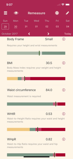 Remeasure on the App Store