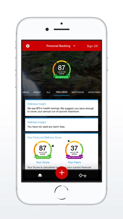 KeyBank Mobile screenshot-3