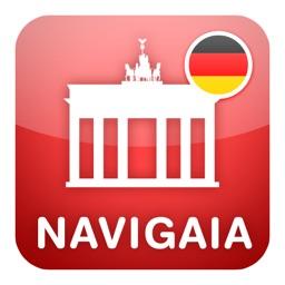 Berlin Multimedia Travel Guide in German