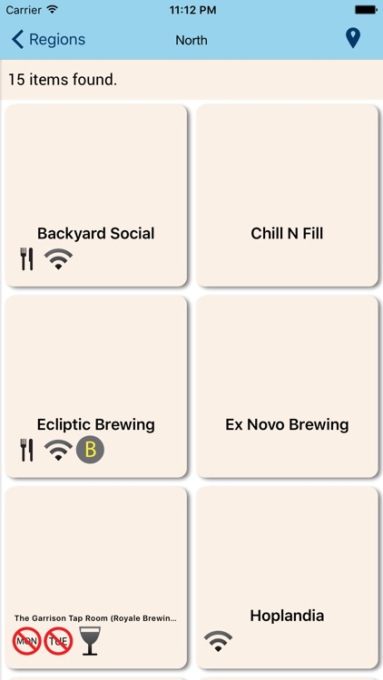 Beer Guide Portland screenshot-1