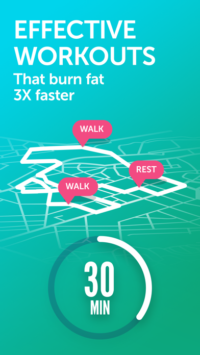 Walking to Lose Weight. screenshot 2
