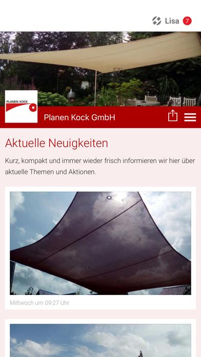 Planen Kock screenshot 1