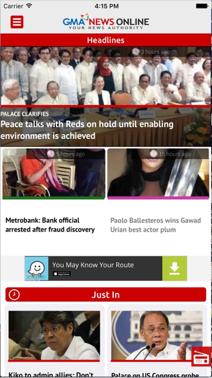 GMANEWS Online screenshot-0