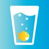 물 마시기 수족관