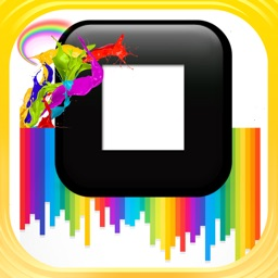 Colors Splash Box Slides - Colorful Addictive Game