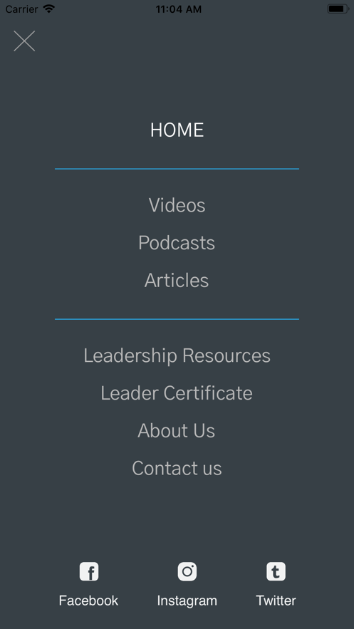 KBI Leaders App 截图