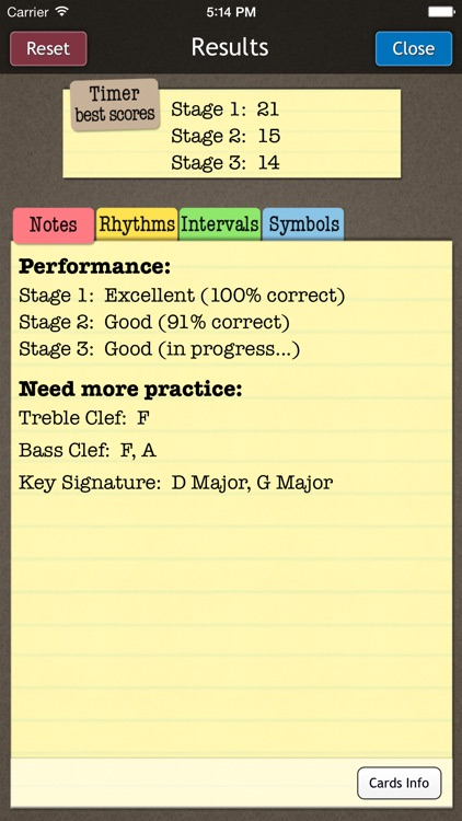 Music Reading Essentials screenshot-3