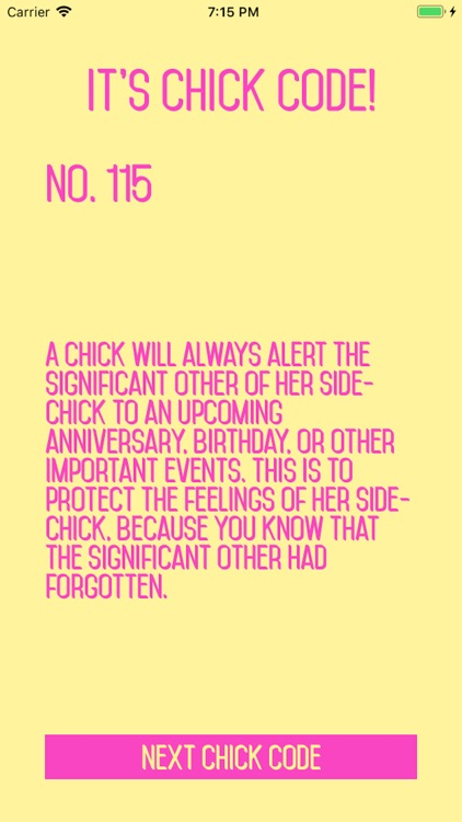 Chick Code Chick - Chick Bible screenshot-1