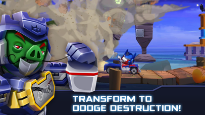 download Angry Birds Transformers apps 4
