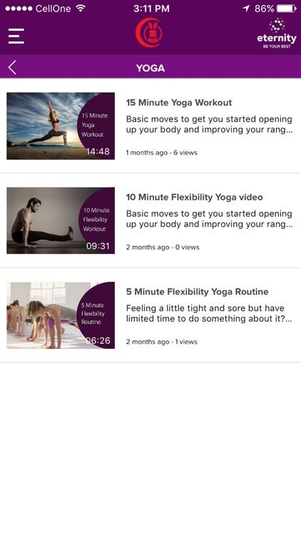 Eternity Health App screenshot-4