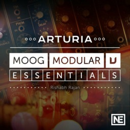 Course For Moog Modular V