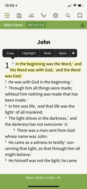Bible by olive tree on the app store bible by olive tree on the app store fandeluxe Gallery