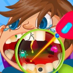 Little Dentist Mania Fun Games